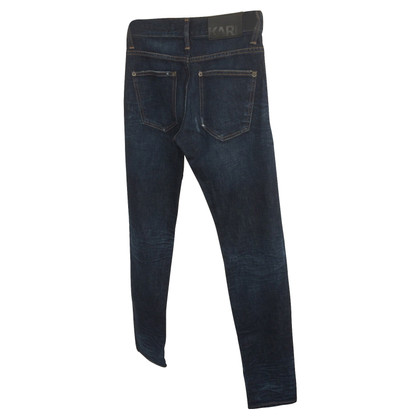 Karl Lagerfeld Karl Lagerfeld blue jeans