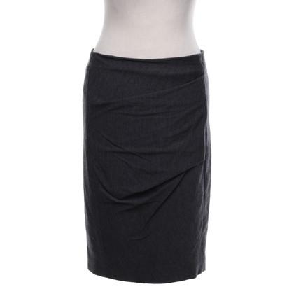 Brunello Cucinelli Pencil skirt in grey
