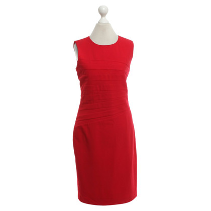Calvin Klein Jurk in rood