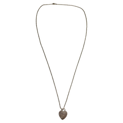 "Tiffany & Co. Catena con ""Return to Tiffany"" pendant"