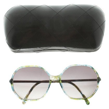 Chanel Sunglasses in green