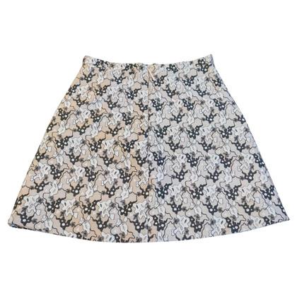 Christopher Kane mini-skirt