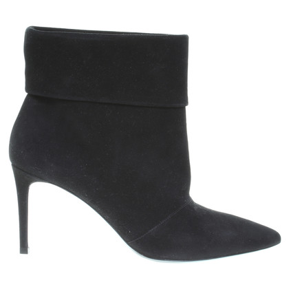 Saint Laurent Stivaletti in nero