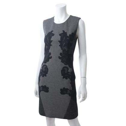 Diane von Furstenberg Tweed dress with lace