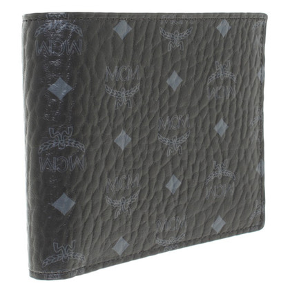 MCM '' Claus M-F2 Wallet '' in zwart