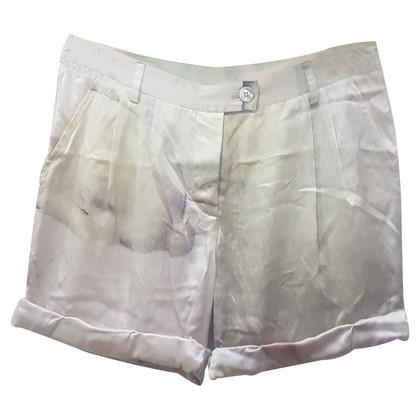 Moschino Cheap and Chic Pantaloncini di seta
