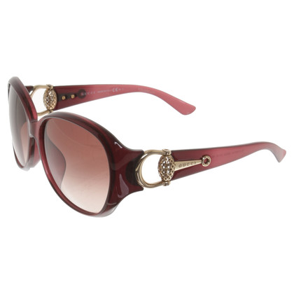Gucci Sunglasses in Bordeaux