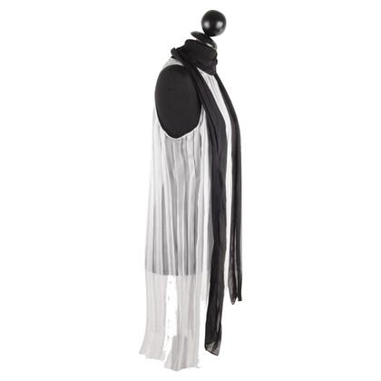 Prada sciarpa di seta