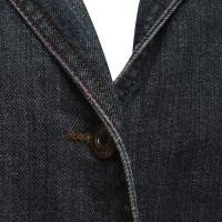 Armani Jeans Blazer aus Denim