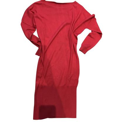 Patrizia Pepe Zijden jurk / cashmere