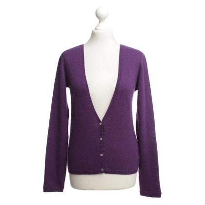 Cinque Cashmere sweater in violet