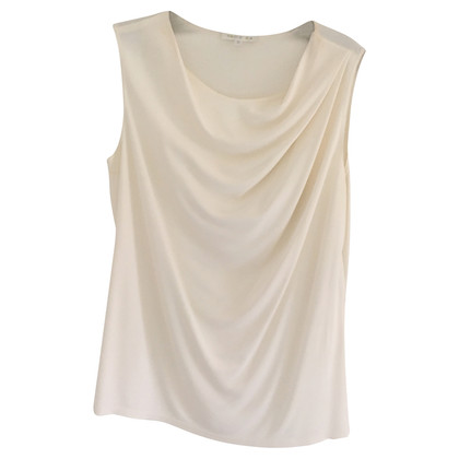 Paule Ka Top with waterfall neck