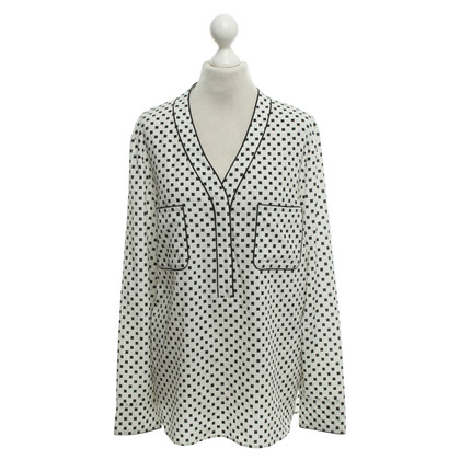 Laurèl Blouse with pattern