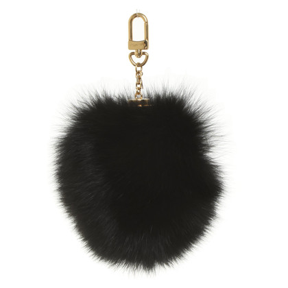 Louis Vuitton pendant made of fur