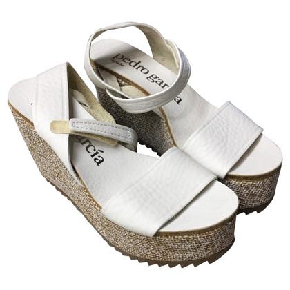 Pedro Garcia Platform sandals