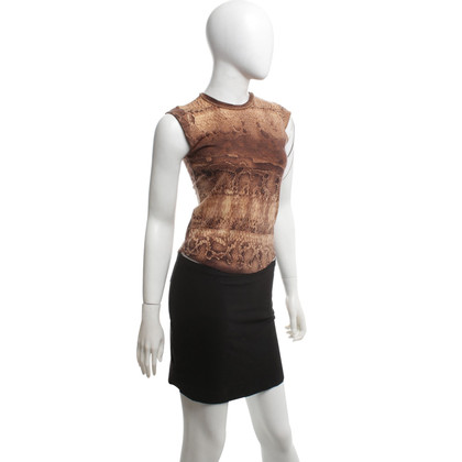 Just Cavalli top with pattern