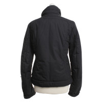 Jet Set Anorak in black