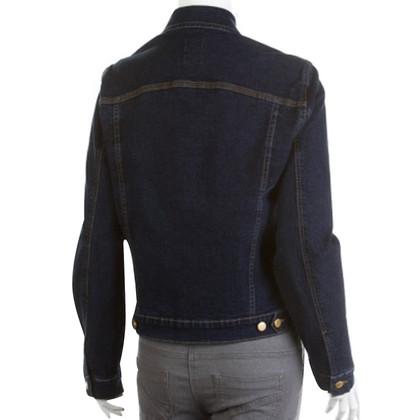 MCM Stretch Denim Jacket