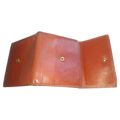 Louis Vuitton Leather Wallet