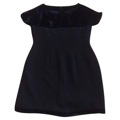 Blumarine wool dress