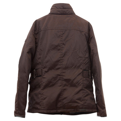 Peuterey Chocolate brown down jacket