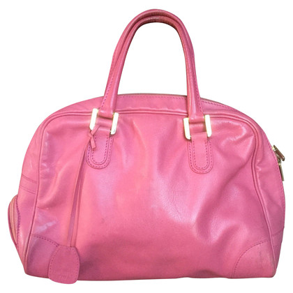 Marina Rinaldi Pink bag trunk