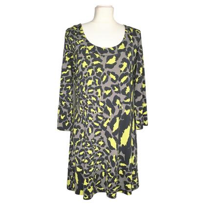 Diane von Furstenberg Tunkia zijden jurk