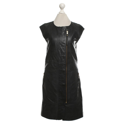 Marc by Marc Jacobs Leather dress in black