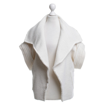Iro Cardigan in cream white