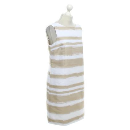 Altre marche Piazza Sempione - abito in bianco / beige
