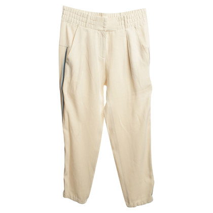 Andere merken Cris Barros - Elegant broek in beige