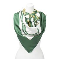 Hermès foulard de soie