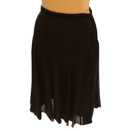 St. Emile silk skirt