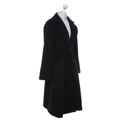 Max Mara Coat with tie belt