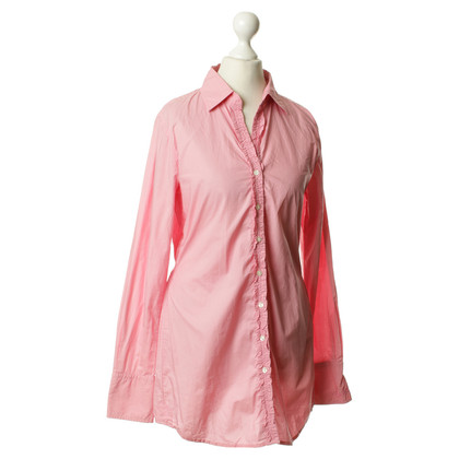 Bogner Ruffle blouse in pink