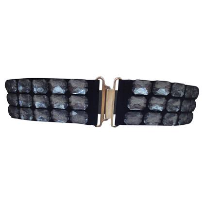 Armani Cintura con perline