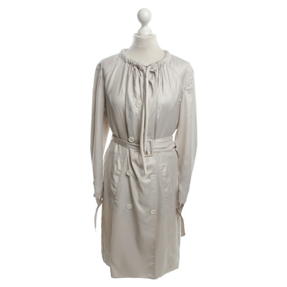 Maison Martin Margiela Trench coat in cream