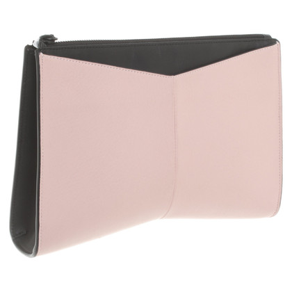 Narciso Rodriguez clutch in roze
