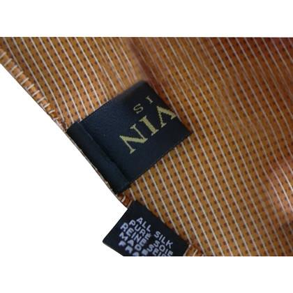 Lanvin Lanvin Silk Small Pocket Square sjaal