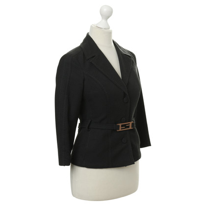Fendi Blazer with waist belt
