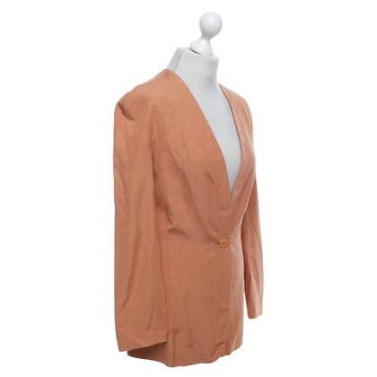 Armani Orangefarbener Blazer