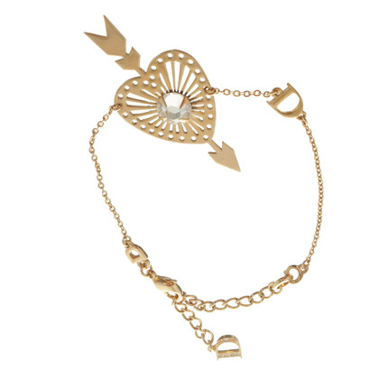 Christian Dior Armband mit Herz
