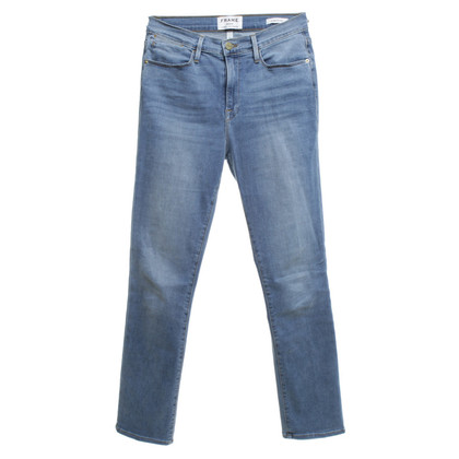 Frame Denim Jeans in Blau