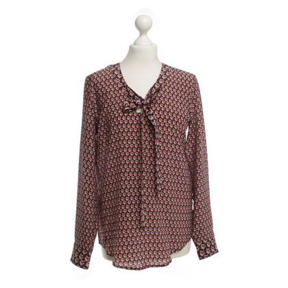 JOOP! Silk blouse with patterns