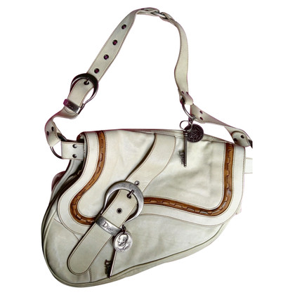 "Christian Dior ""Gaucho Saddle Bag"""