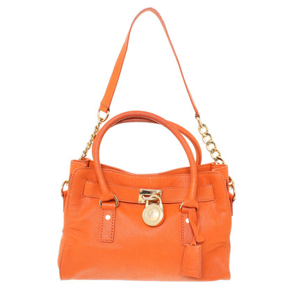 Michael Kors Hand bag in Orange