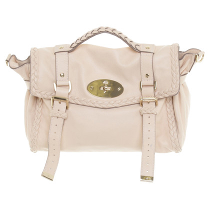 Mulberry Schouder Bag in nude