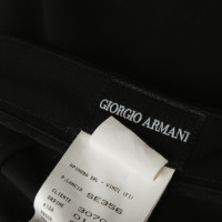 Giorgio Armani trousers in black