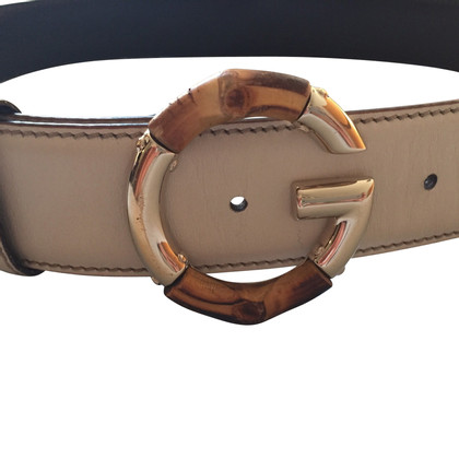 Gucci Gucci belt leather