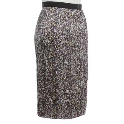 D&G Silk skirt in multicolor